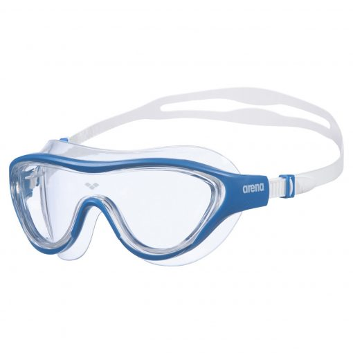 Arena THE ONE MASK Svømmebrille (Clear/Blue/White)